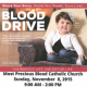 Help Save Lives – Donate at our Parish Blood Drive – Sunday Feb. 21 |9 AM – 2 PM