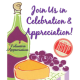 3rd Annual Ministry Volunteer Appreciation Gathering – Friday, June 10th RSVP TODAY!