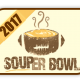 SOUPer Bowl- Soup Can Drive :  Feb. 4th & 5th |Drop off before all Masses