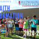 2020-2021 Faith Formation Registration