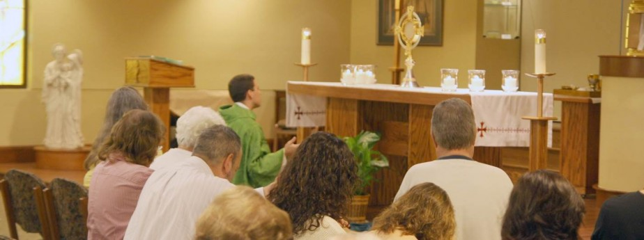 First Friday Adoration - July 8 | 9:45 AM - 9 PM