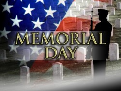 Florida's Fallen Memorial Cross Observance May 19th - 27th  & Memorial Day Tribute - Monday, May 27th at 11 AM