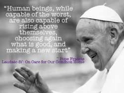 World Day of Prayer for Care of Creation: September 1st - Pope Francis' Encyclical Laudato Si' celebrates 6 years