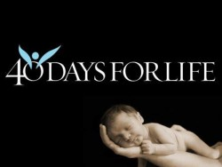 40 Days for Life & Laps for Life
