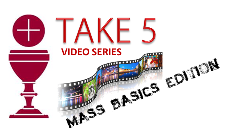 Take 5 Logo with white background