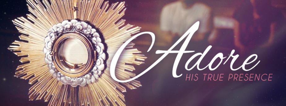 Special Intention Eucharistic Adoration - Fri. Jan. 20