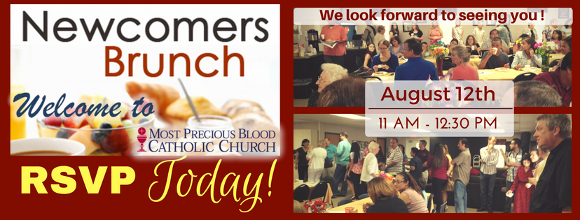 Newcomers Brunch