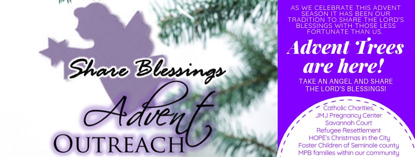 Advent outreach- Angel Trees
