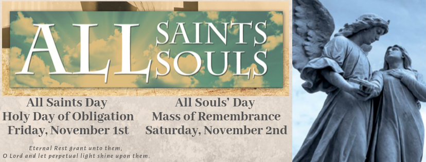 ALL SAINTS & ALL SOULS