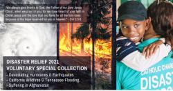 Disaster Relief Special Collection - Thank you!
