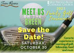 2021 MPB Family Golf Tournament - All are welcome to sign up!  Don't miss out!